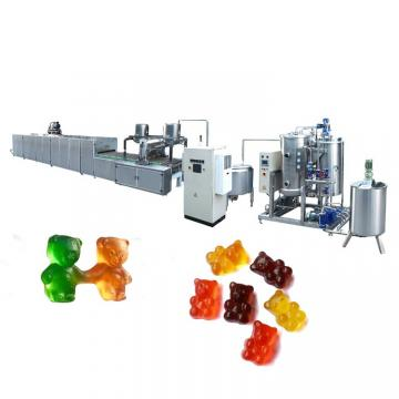 Small Output Gummy Candy Servo Depositor Manufacturer Machinery Production Line Molding Machine Starch-less Jelly Candy Maker