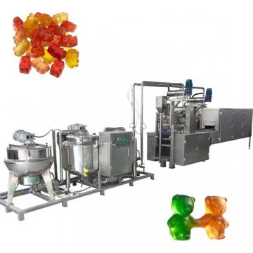 53 Cavity Silicone Gummy Bear Mold with a Dropper Making Gummy Candy Chocolate for Kids