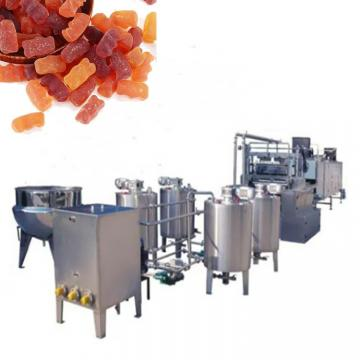 Automatic Plastic Bag Stand up Pouch Chocolate Balls/Bear Gummy Candy Packing Machine for New Business