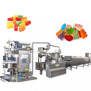 Junyu Commerical Small Gummy Candy Making Machine/Mini Production Line