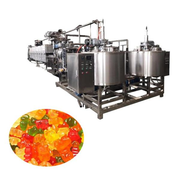 Candy Production Starch Mogul Line Candy Manufacturing Equipment