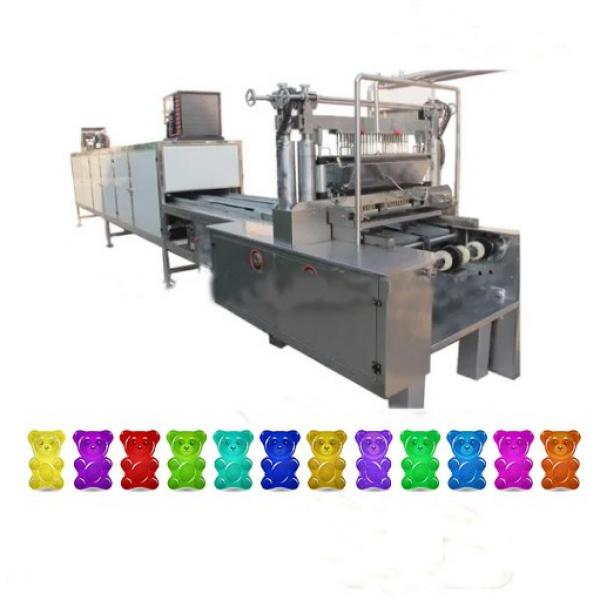 Small Mixed Gummy Bear Candy Packing Machine